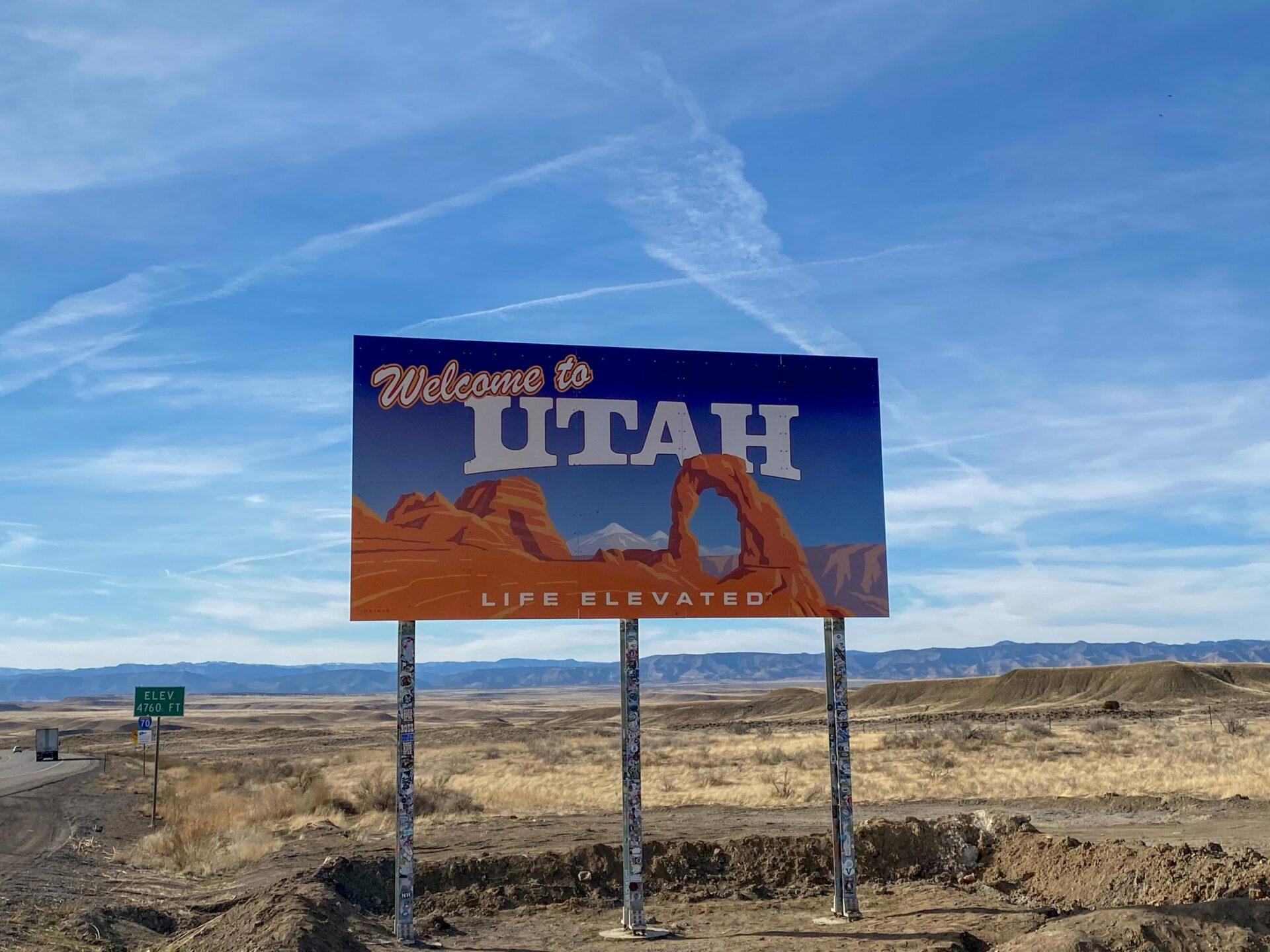 Denver To Utah Road Trip